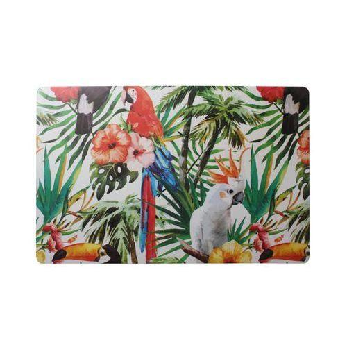 My best home Podkładka na stół papugi prostokątna 43 x 28 cm