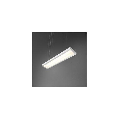 Rabaty w sklepie do 25%!! sleek hermetic zwis 60cm lampa wisząca 50150-03 biała marki Aquaform