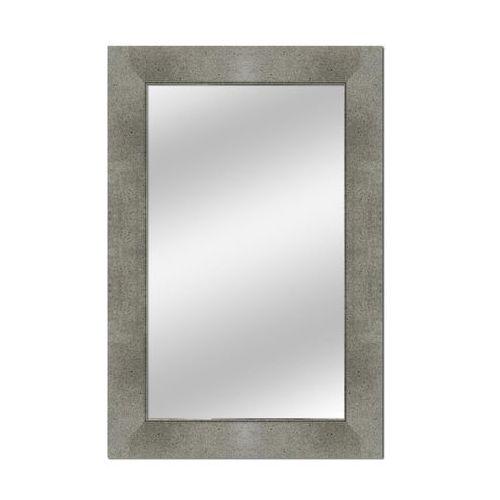 Dubiel vitrum Lustro łazienkowe bez oświetlenia loft 90 x 60 cm