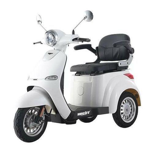 Hecht citis max white wózek skuter elektryczny inwalidzki dla seniora akumulatorowy e-skuter motor - oficjalny dystrybutor -autoryzowany dealer hecht marki Hecht czechy