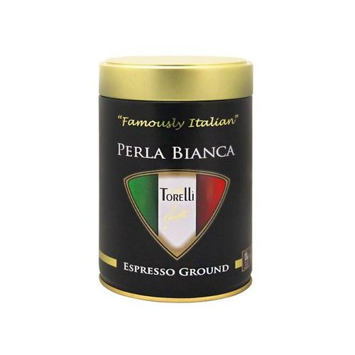 Torelli perla bianca espresso 0,25 kg mielona puszka (5060411340077)