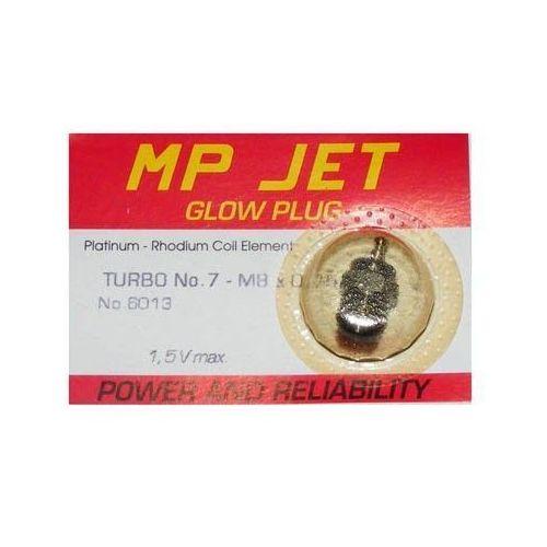 Świeca turbo no. 7 - m8 x 0,75 marki Mp jet