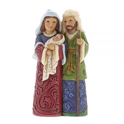 Święta Rodzina szopka Mini Holy Family 6001497 Jim Shore figurka ozdoba świąteczna