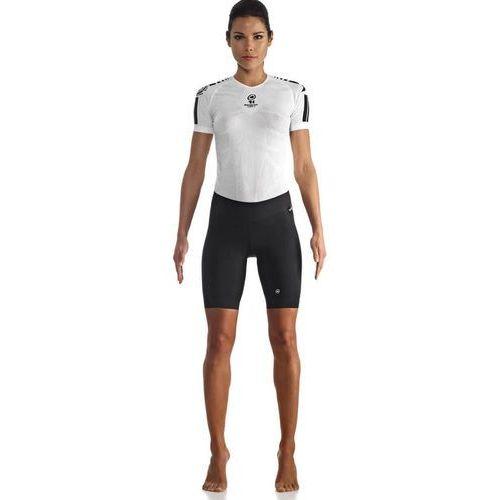 h.laalalaishorts_s7 spodnie rowerowe kobiety czarny l 2018 spodnie szosowe marki Assos