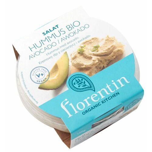 Hummus z avocado bio 170 g - florentin marki Florentin dystrybutor: bio planet s.a., wilkowa wieś 7, 05-084 leszno