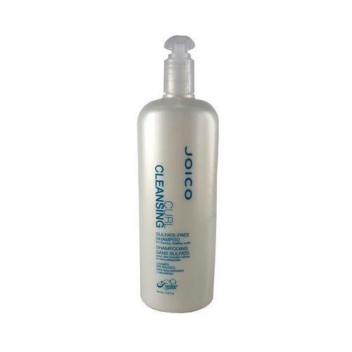 Joico Curl Cleansing - szampon do włosów kręconych bez siarczanów 500ml