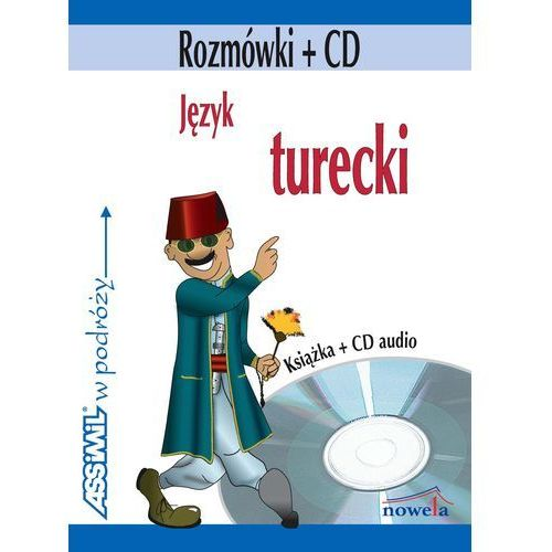 Turecki kieszonkowy w podróży (+ CD) (ilość stron 156)