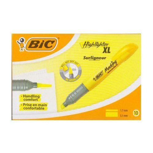 Zakreślacz Brite Liner XL żółty - BIC (3086123247123)