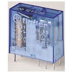 Przekaźnik 2CO 8A 120V AC, Styk AgNi + Au 40-52-8-120-5000