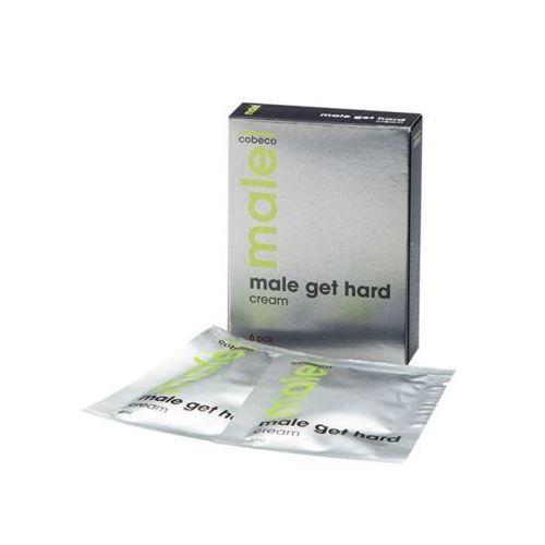 Male! Krem erekcyjny - male get hard sachets 6 x 4 ml