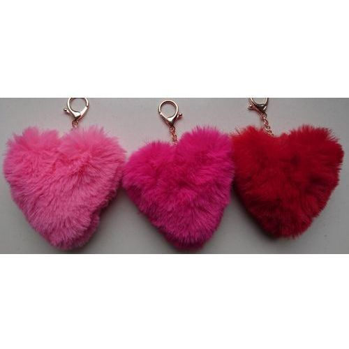 Stnux Brelok pluszowy serce (5901583294990)