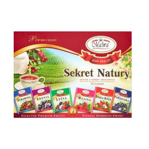 MALWA 30x2g Zestaw 6 herbat owocowych