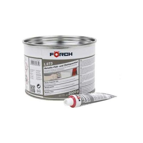 Forch L273 Szpachla metaliczna do wypełn. i zacierania 2kg, Forch-l273