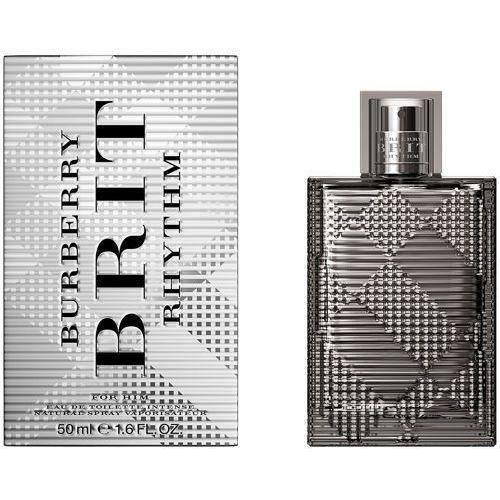 Burberry Brit Rhythm Intense Men 50ml EdT. Tanie oferty ze sklepów i opinie.