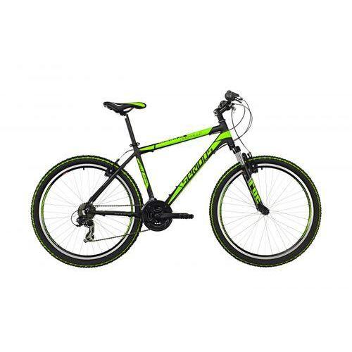 """rockville mtb hardtail 26"""" zielony/czarny 50 (26"""") rowery górskie od producenta Serious"""