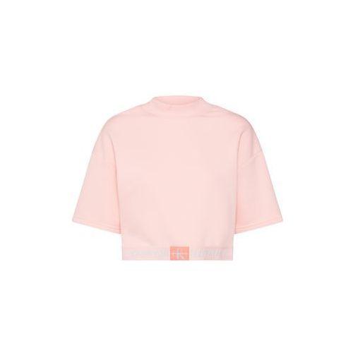koszulka do spania brzoskwiniowy, Calvin klein underwear