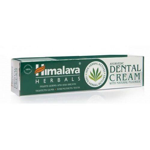 PASTA DO ZĘBÓW Z NATURALNYM FLUOREM 100 g Himalaya, towar z kategorii: Pasty do zębów