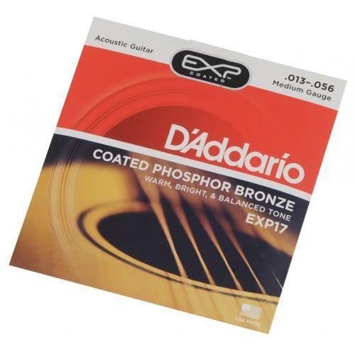 D′addario exp 17 struny do gitary akustycznej 13-56