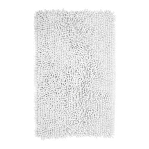 Dywanik łazienkowy Abava 50 x 80 cm biały, MICROFIBER-WHITE