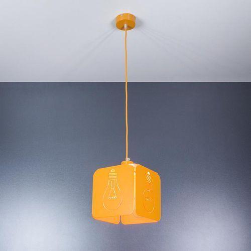 Imperium light Lampa wisząca idea pomarańczowa 87114.25.25 -
