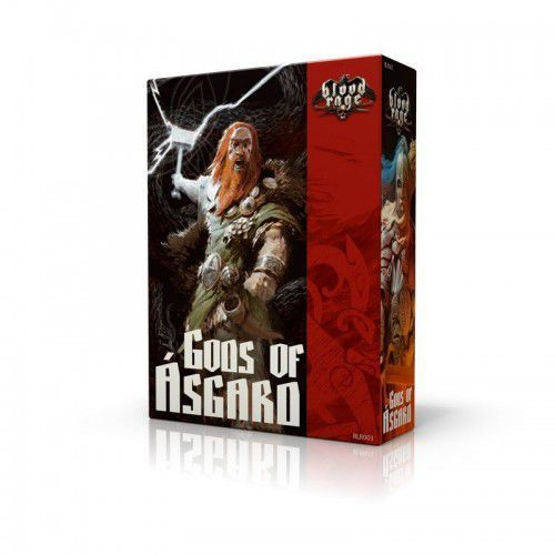 dodatek do gry blood rage bogowie asgardu marki Portal games