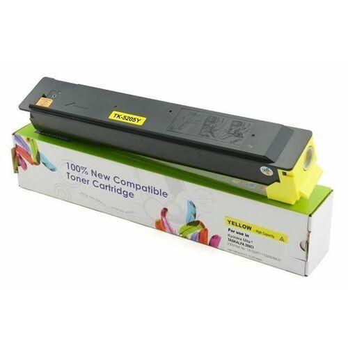 Cartridge web Zgodny toner tk-5205y do kyocera taskalfa 356ci / yellow / 12000 stron zamiennik