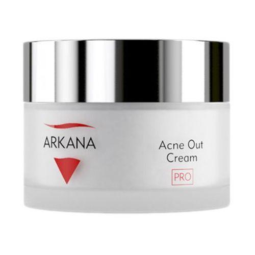 Arkana ACNE OUT CREAM Krem dla skóry tłustej, trądzikowej i mieszanej (42014)
