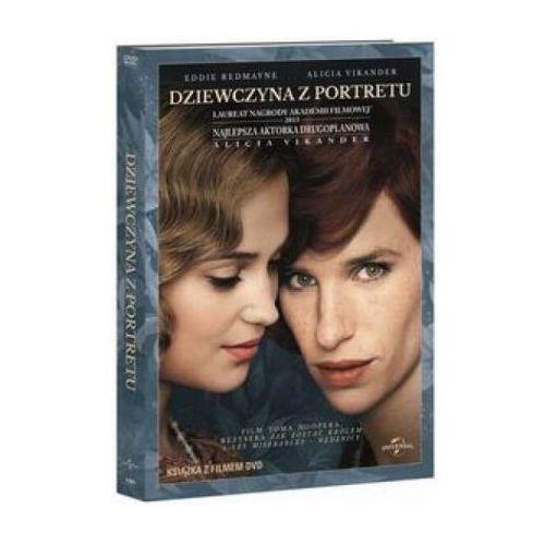 Mcd Dziewczyna z portretu dvd + booklet (9788377789674)