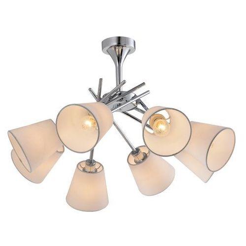 Candellux Vox 38-70647 plafon lampa sufitowa 8x40W E14 chrom (5906714870647)