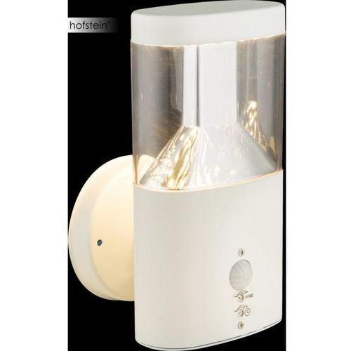 Globo accor zewnętrzny kinkiet led biały, 1-punktowy - nowoczesny - obszar zewnętrzny - accor - czas dostawy: od 6-10 dni roboczych marki Globo lighting