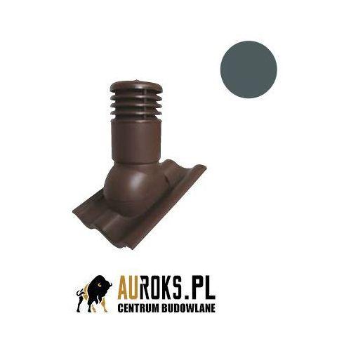 Krono - plast Kominek ocieplony do dachówki betonowej z tworzywa sztucznego pp kdbo 2-3 krono-plast