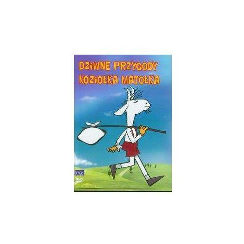 Dziwne przygody Koziołka Matołka (5902600067665)