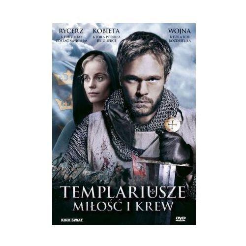 Templariusze. Miłość i krew (DVD) - Peter Flinth (5903560919803)