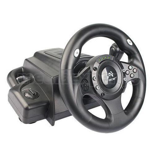 Kierownica TRACER Drifter USB/PS2/PS3, TRAJOY34009