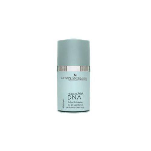 Chantarelle RENEVIA DNA Regeneracja komórkowa - antyoksydacyjne super serum pod oczy przeciw zmarszczkom, cieniom i obrzękom