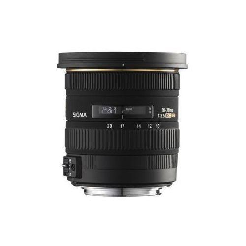 SIGMA 10-20 mm F3.5 EX DC HSM obiektyw mocowanie Pentax (0085126202613)