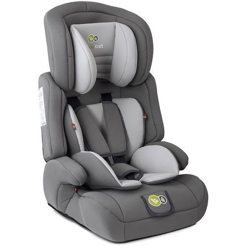 Fotelik samochodowy comfort up szary + darmowy transport! marki Kinderkraft