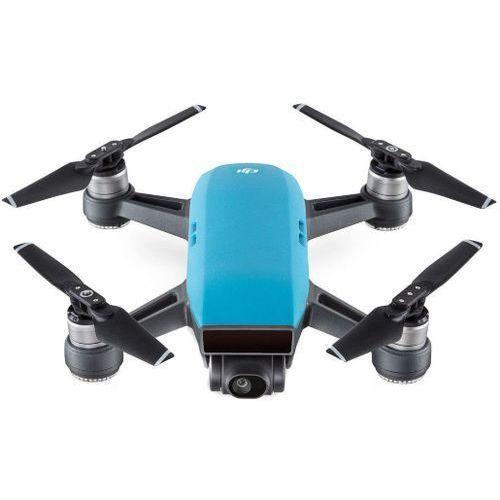 Dji Dron spark combo sky blue cp.pt.000892 niebieski- natychmiastowa wysyłka, ponad 4000 punktów odbioru!