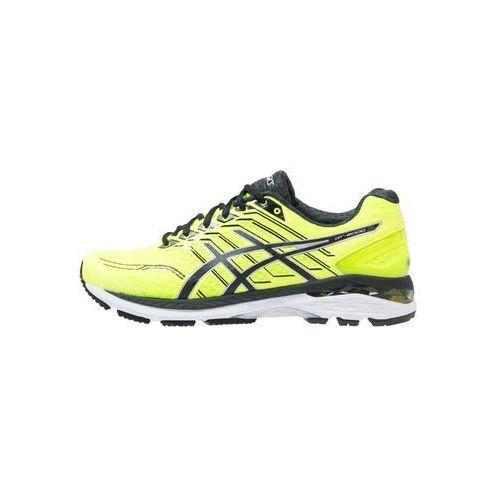 asics Gt-2000 5 But do biegania Mężczyźni żółty/czarny Buty do biegania antypoślizgowe, T707N