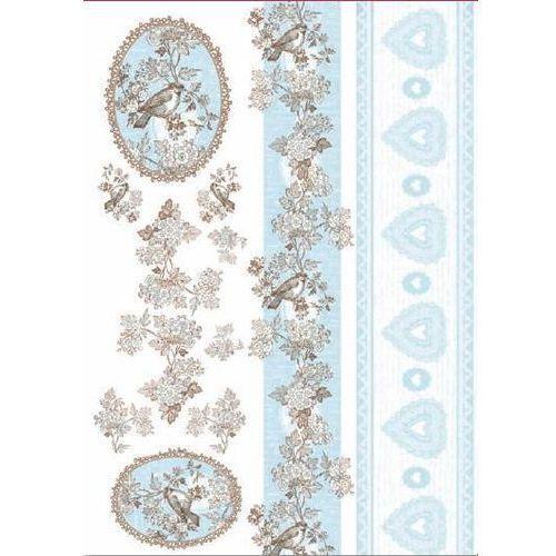 Stamperia Papier klasyczny do decoupage 50x70 cm - 371