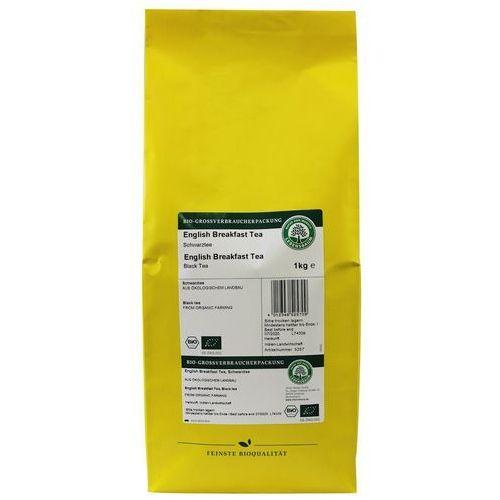 Herbata Czarna English Breakfast Liściasta BIO 1 kg Lebensbaum, 4012346525709