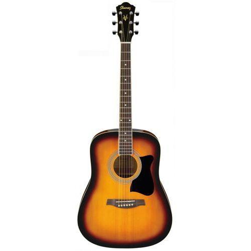 v 50 njp vs gitara akustyczna + pokrowiec marki Ibanez