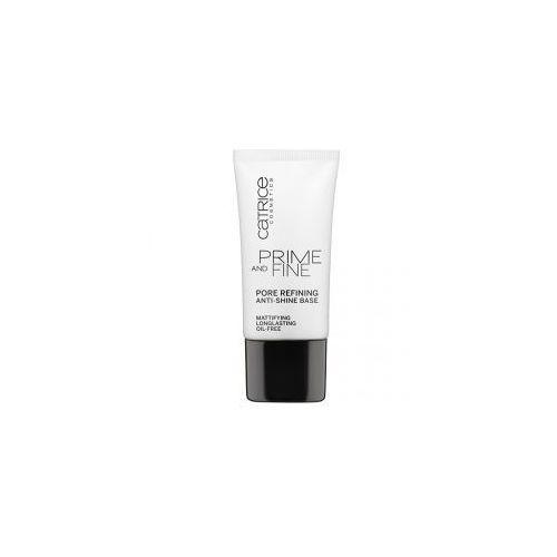 Catrice Prime and Fine, baza wygładzająca i matująca, 30ml - produkt z kategorii- Bazy pod makijaż
