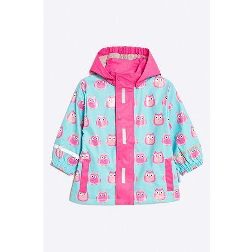 - kurtka przeciwdeszczowa dziecięca 80-140 cm marki Playshoes