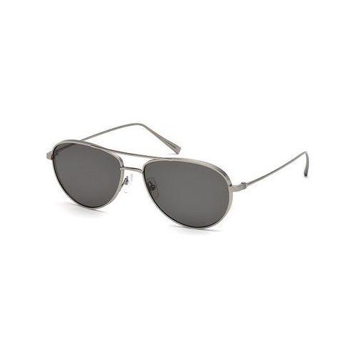 Ermenegildo zegna Okulary słoneczne ez0072 polarized 12d