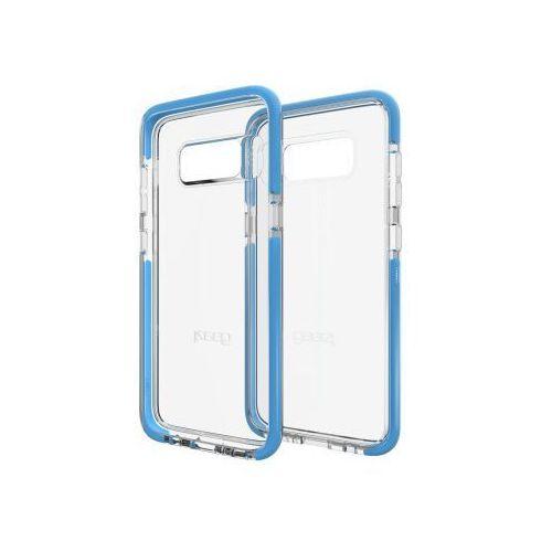 Etui Plecki Gear4 Piccadilly D3O Samsung S8 - Niebieskie, kolor niebieski