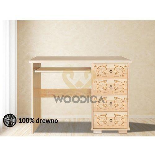 32. biurko góralskie 4s marki Woodica