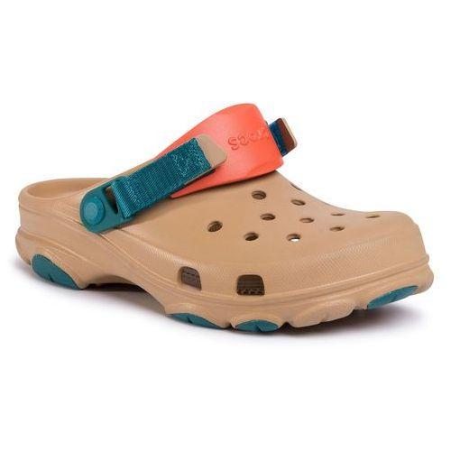 Klapki - classic all terrain clog 206340 tan marki Crocs