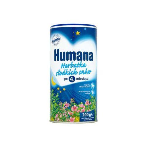 Humana Herbatka Słodkich snów, granulat 200g (4031244730923)