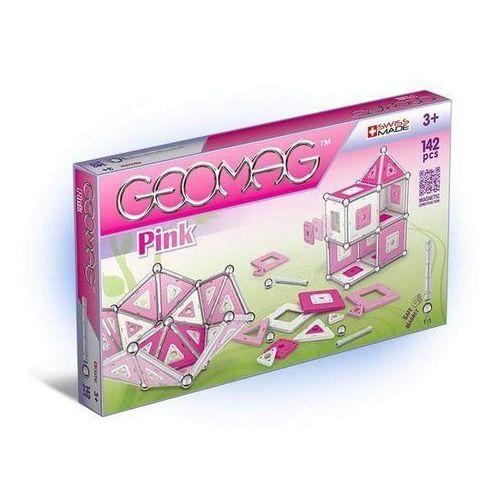 Geomag Kids panels girl pink 142 elementów